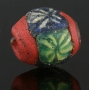 Migration period mosaic glass bead MSM43