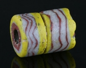 Germanic tribes glass bead TM47